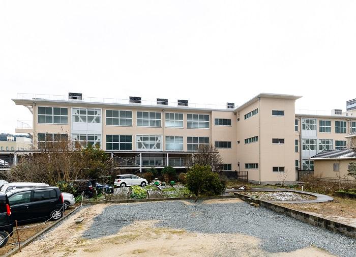 平成25年度 中村女子高等学校 1号校舎耐震改修工事の画像