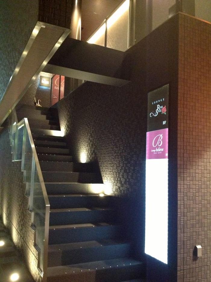 新山口駅前店舗内装工事の画像
