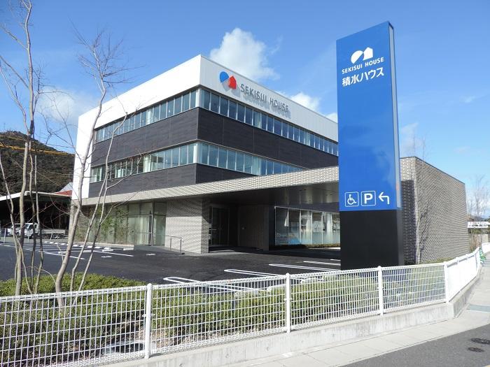 積水ハウス(株)山口支店新築工事の画像