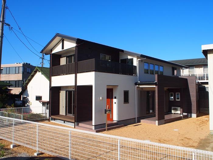 A様邸新築工事の画像