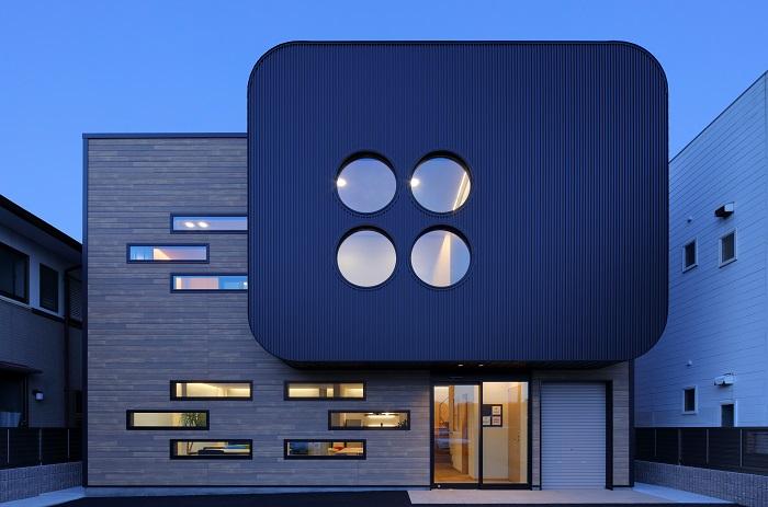 HVAC社屋新築工事の画像